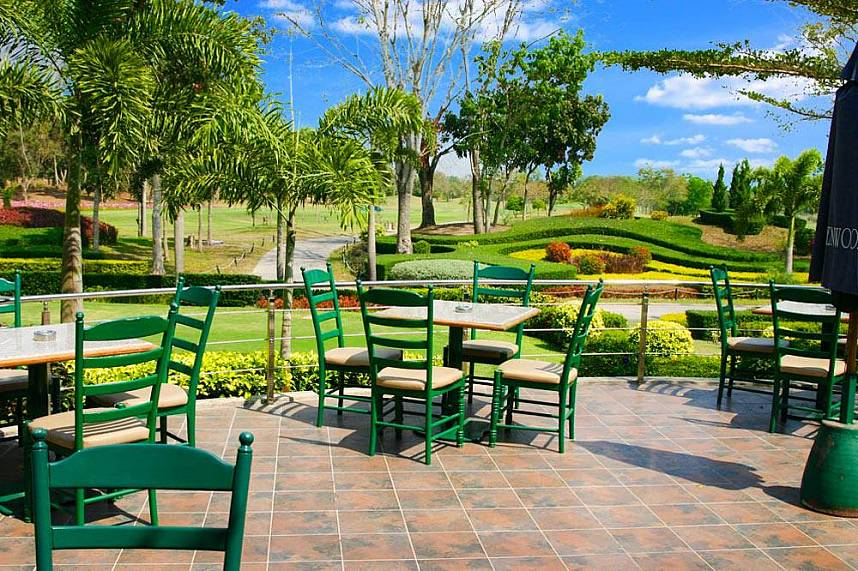 Enjoy the beauty at Greenwood Golf and Country Club Pattaya
