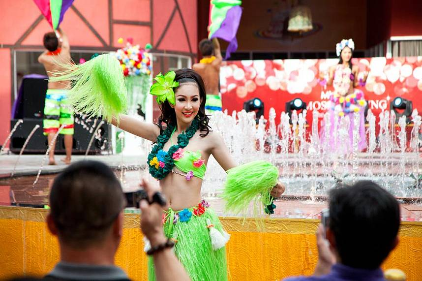 Fascinating shows awaiting tourists during their Thailand holiday at Mimosa Pattaya