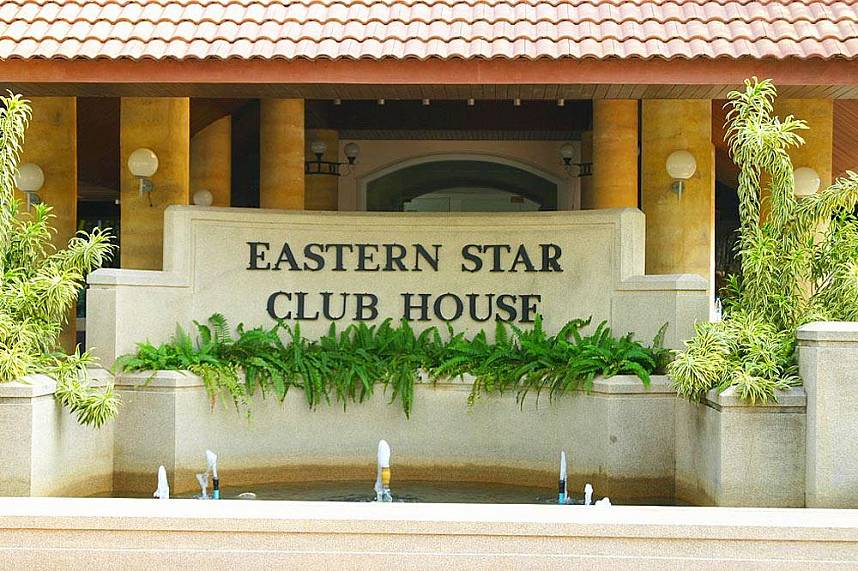 Welcome to Eastern Star Golf Course Pattaya