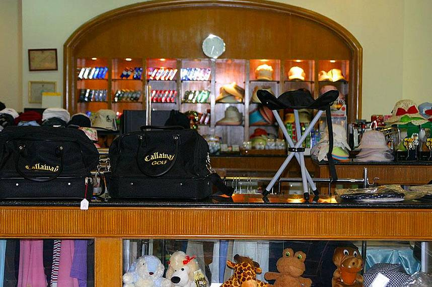 Top golf items for you at Eastern Star Golf Course Pattaya