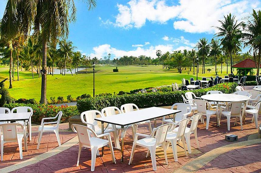 Relax and enjoy the beauty at Eastern Star Golf Course Pattaya