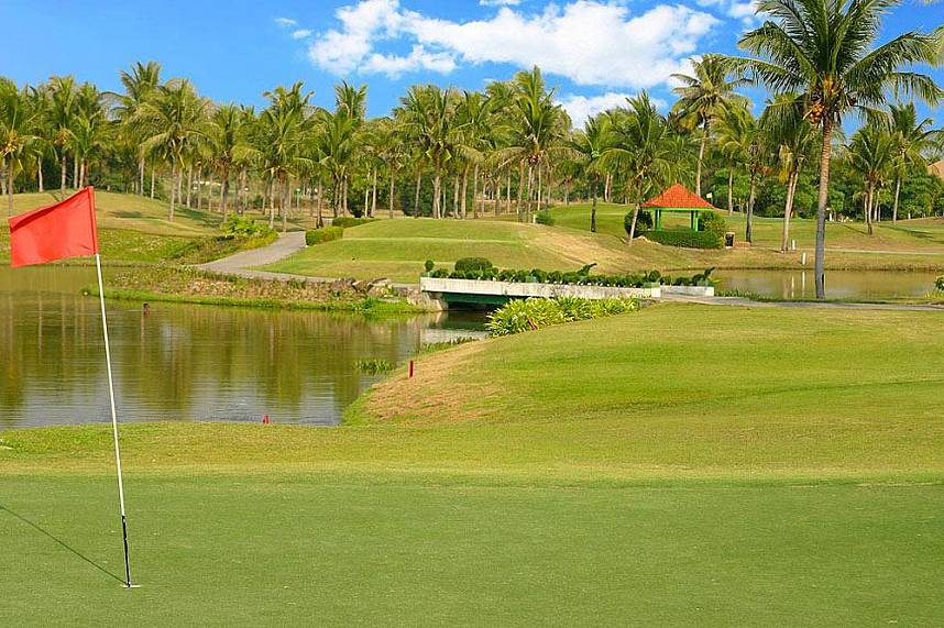have a fantastic golf experience at Eastern Star Golf Course Pattaya