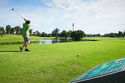 Crystal Bay Golfclub in Pattaya