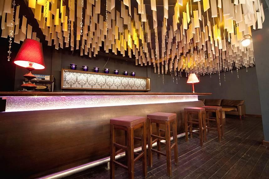 The Bliss Beach Club Bang Tao Phuket has a charming interior