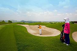 Burapha Golf Club in Pattaya