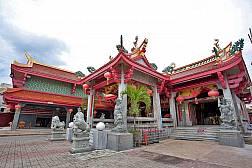 Temple chinois de Phuket