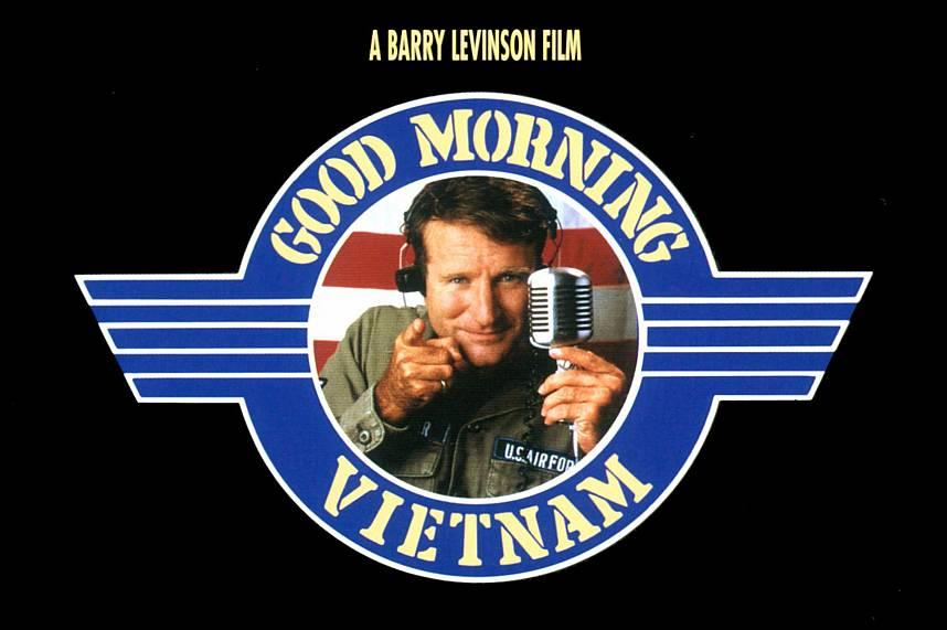 Good morning Vietnam is one of the 4 Blockbusters Movies You Never Knew Were Filmed in Thailand