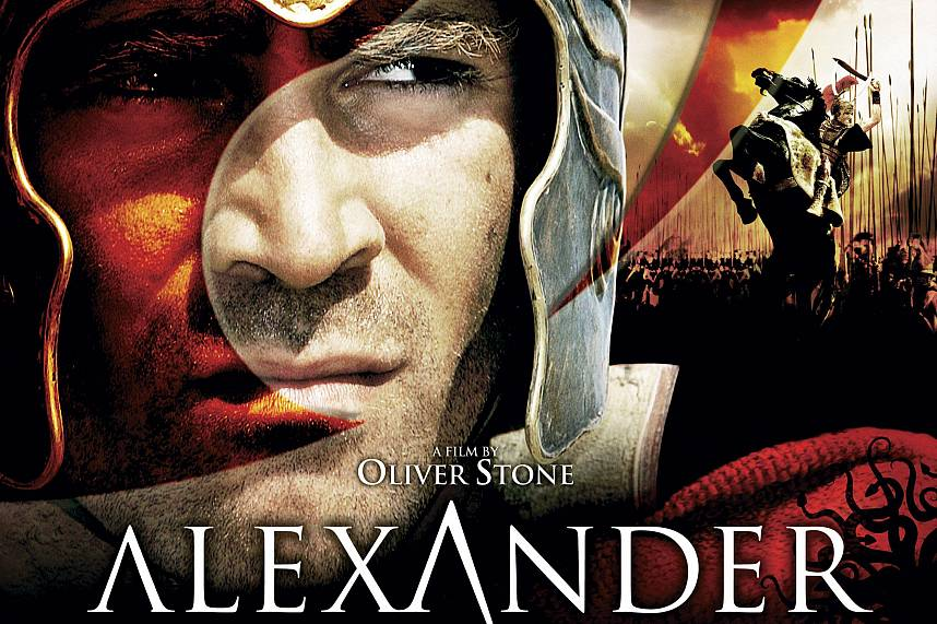 The famous movie Alenxander is one of the 4 Blockbusters Movies You Never Knew Were Filmed in Thailand