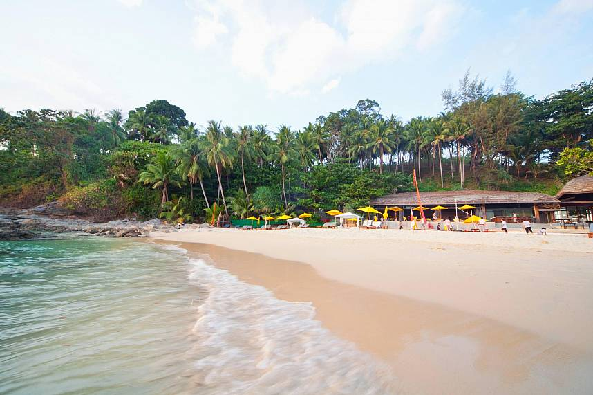 Visit during your beach holiday the famous Zazada Beach Club Phuket