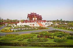 Королевский Парк цветов в Чиангмай