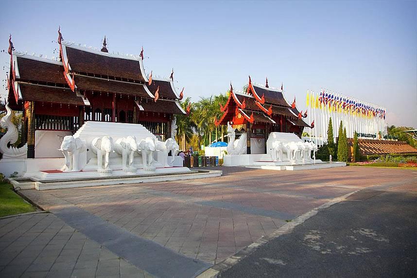 A visit to Royal Flora Ratchapruek Botanical Gardens Chiang Mai cannot be missed