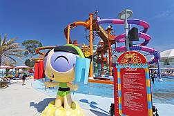 Water Park Cartoon Network Amazone in Pattaya
