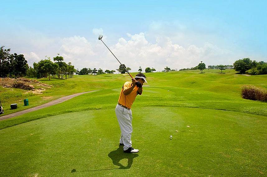 Burapha Golf Club Pattaya - one of Thailands best