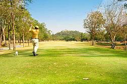Bangpra International Golf Course in Pattaya