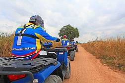 Thrills and Spills @ ATV Pattaya Jungle Adventures