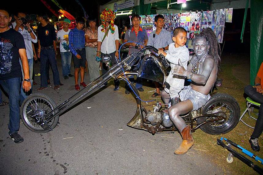 A must for every bike fan - Annual Burapa Bike Show Pattaya