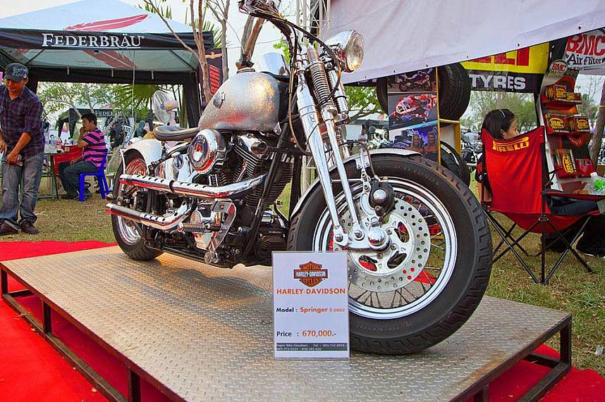 Get your dream bike at Annual Burapa Bike Show Pattaya