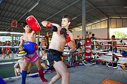 Chor Nateethong Thai Boxclub in Pattaya