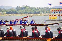 การแข่งขันเรือยาวประเพณีพัทยา