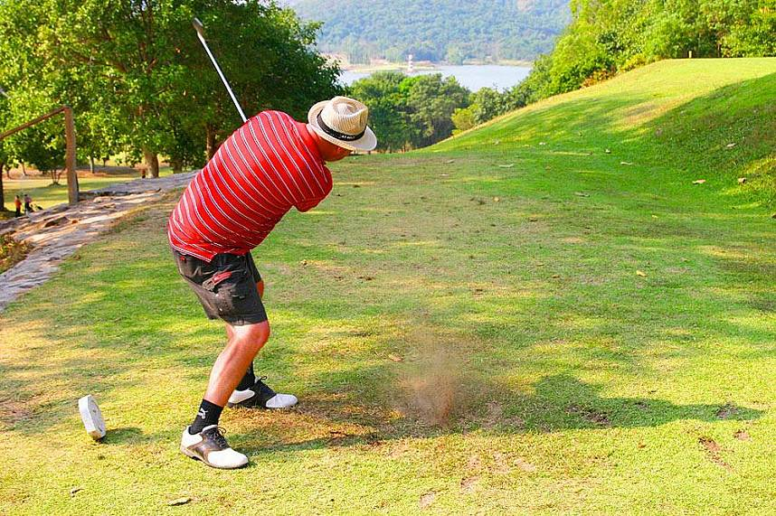 Your golf holiday challenge at Plutaluang Thai Navy Golf Club in Pattaya