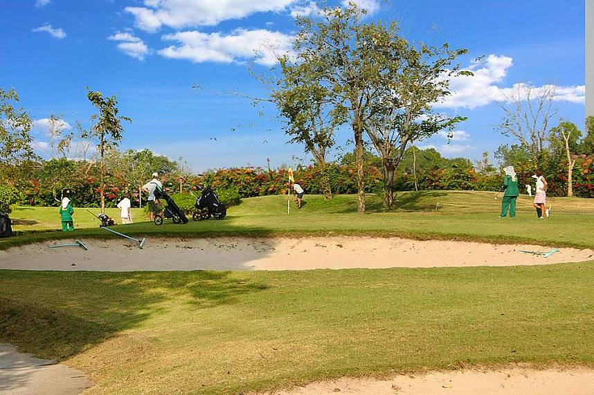Plenty of challenges at Phoenix Golf and Country Club Pattaya