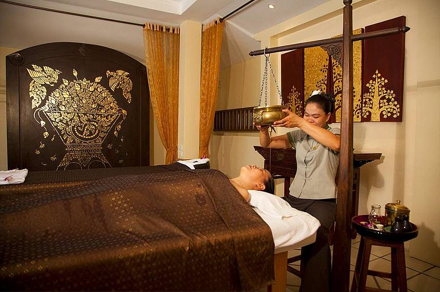 Relax and enjoy in luxurious harmony of Oasis Spa Pattaya