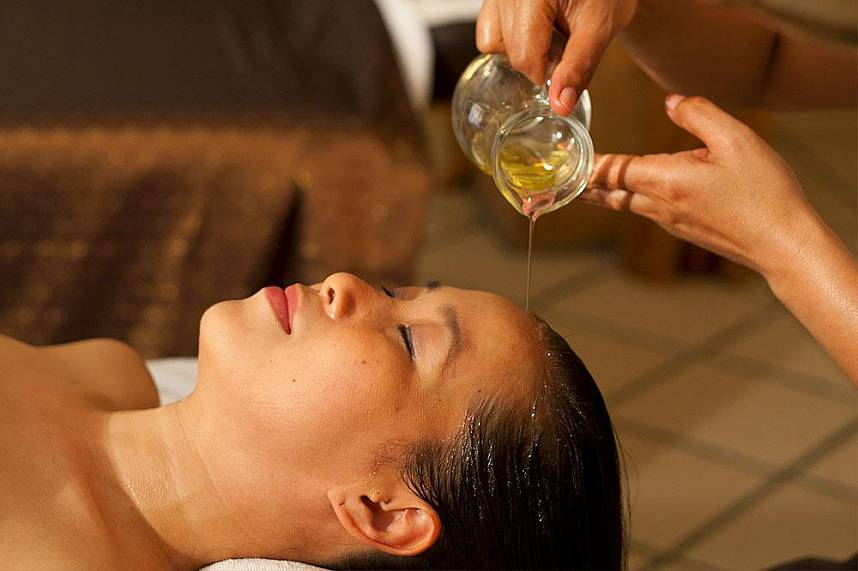 Enjoy the beauty treatment at Oasis Spa in Pattaya