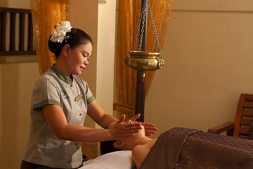 Loving care treatment at Oasis Spa Pattaya