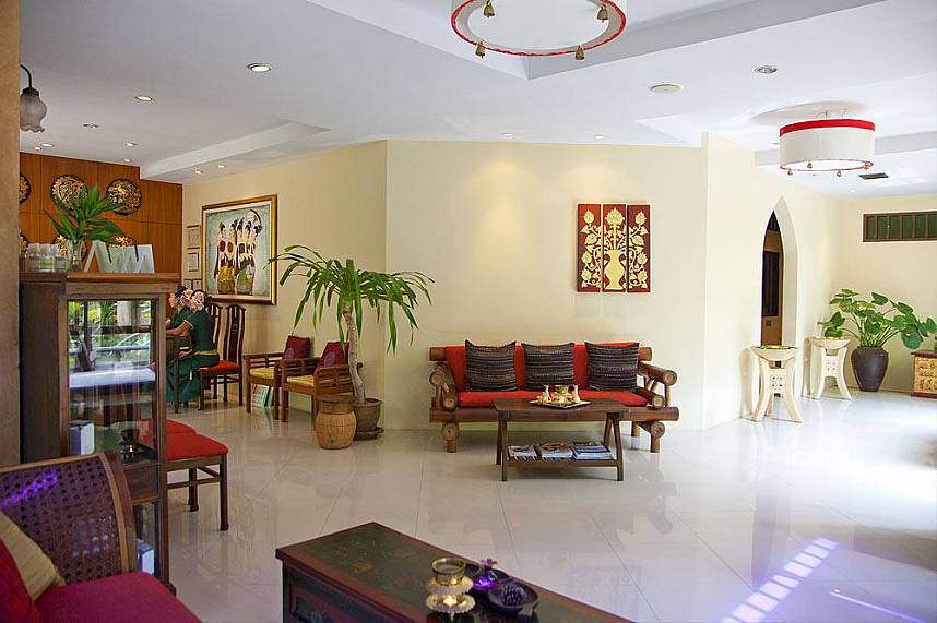 comfortable feel while holidaying in Pattaya - Oasis Spa