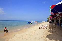 Jomtien Strand bei Pattaya