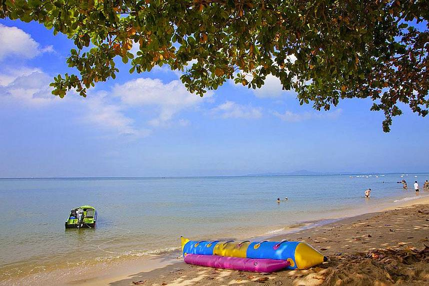 a tranquil Pattaya holiday at Jomtien Beach Pattaya