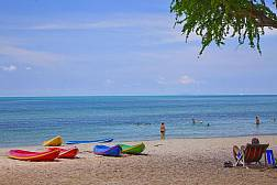 Sai Kaew Beach at Sattahip Near Pattaya