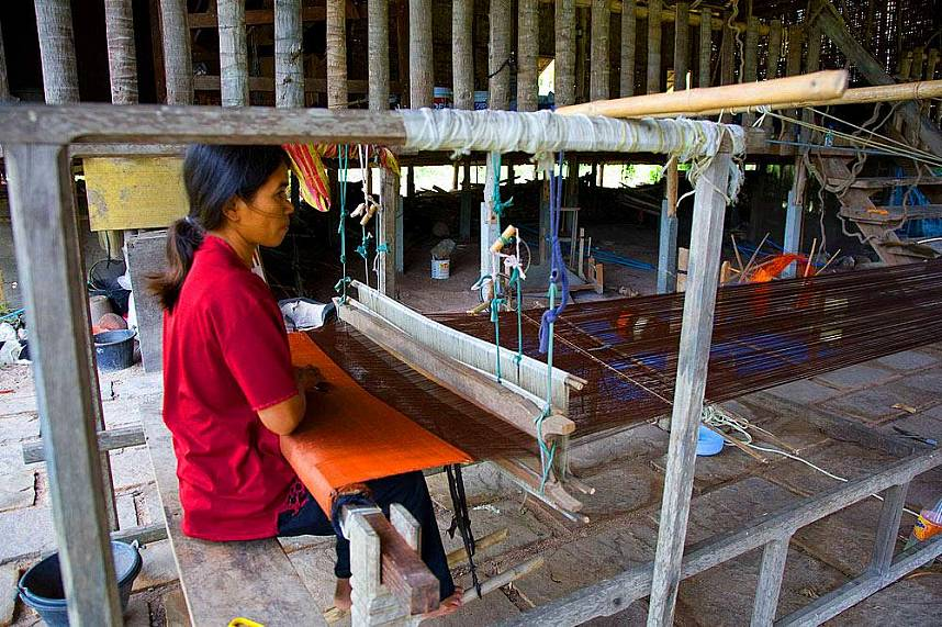 Thai culture in Elephant Village Pattaya
