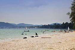 Dongtan Beach at Sattahip