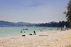 Пляж Донгтан в Саттахиппе