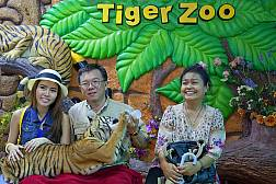 Sriracha Tigerzoo in Pattaya