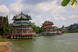 Viharnra Sien Chinesischer Tempel in Pattaya