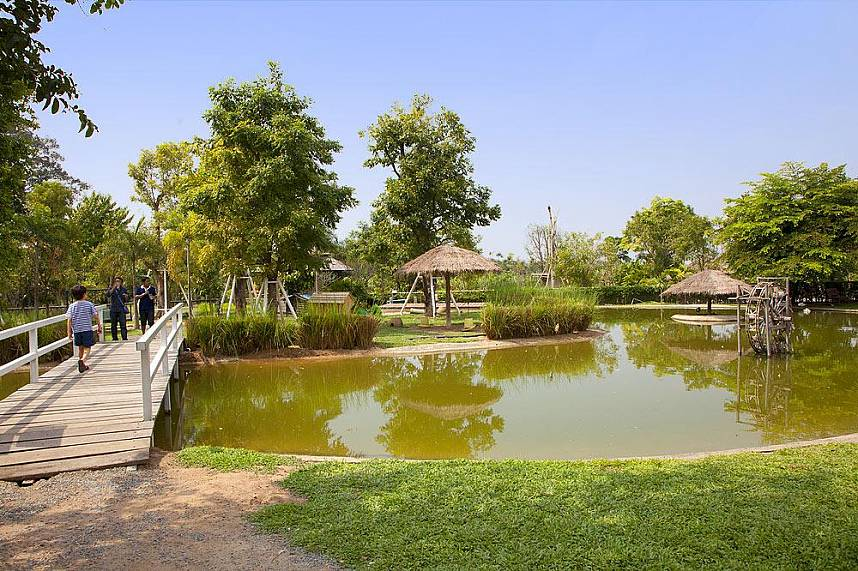Spend during your Pattaya holiday a few hours at Wonder Farm South Pattaya