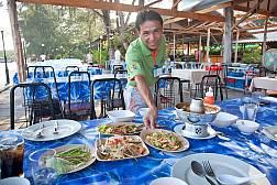 Ресторан морепродуктов Phong Phang
