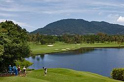 Phuket Country Club Golfplatz