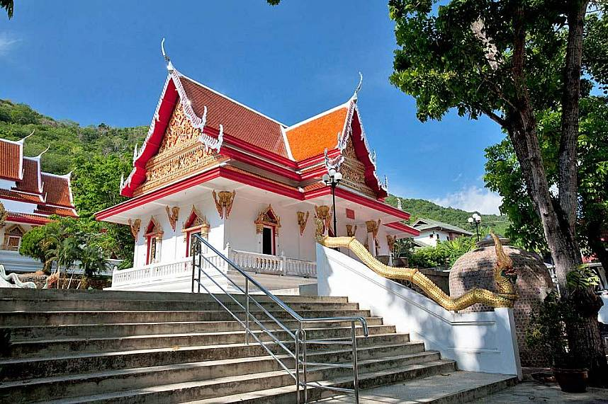 Spend a few hour during your Phuket vacation at Kata Temple Phuket