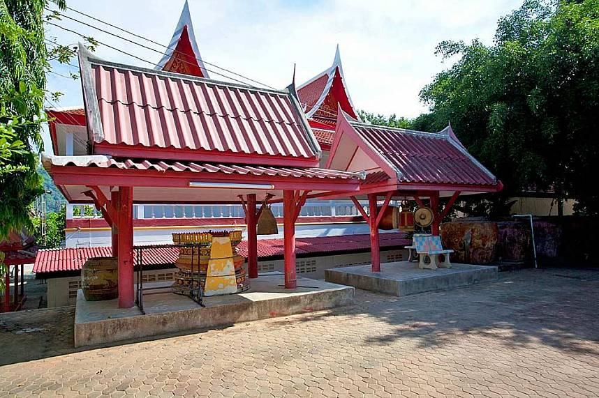 Without a visit at Wat Kattisangkaram Phuket also known as Kata Temple s your Phuket holiday not complete