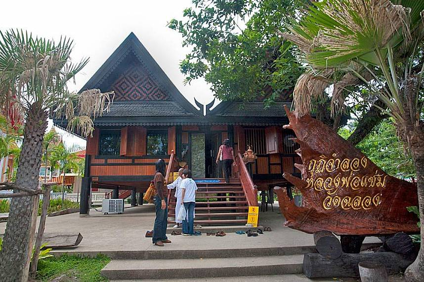 Chalong Temple is a must for every Phuket holiday maker