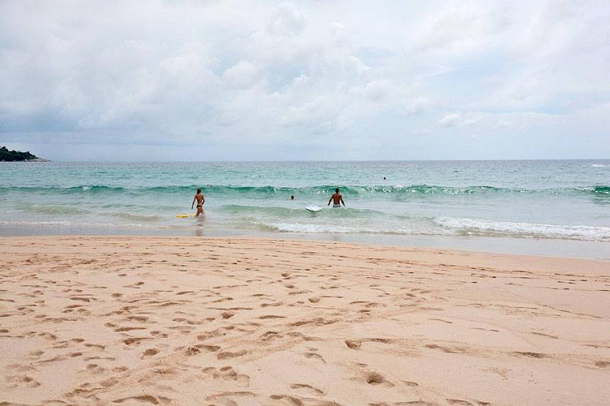 Kata Noi Beach Phuket is one of the hidden jewels