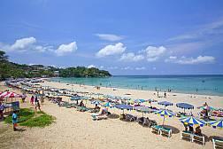 Описание пляжа Ката