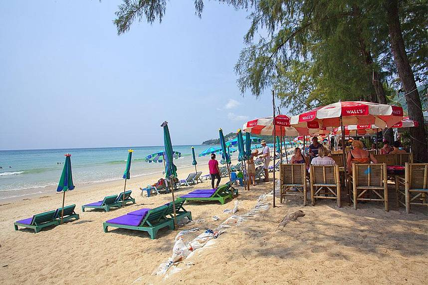 Kamala Beach Phuket is a fantastic family holiday destination