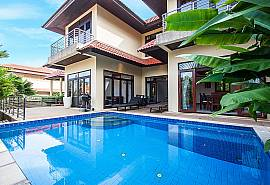 Ban Talay Khaw O9 | Große Pool Villa mit 3 Betten in Koh Samui