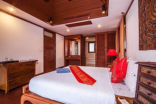 Аренда виллы на Самуи: Ban Talay Khaw O9 - 3 Beds, 3 Спальни.  бат в день