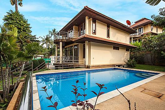 Аренда виллы на Самуи: Ban Talay Khaw O3 - 3 villas, each with 3 bedrooms, 3 Спальни. 16748 бат в день