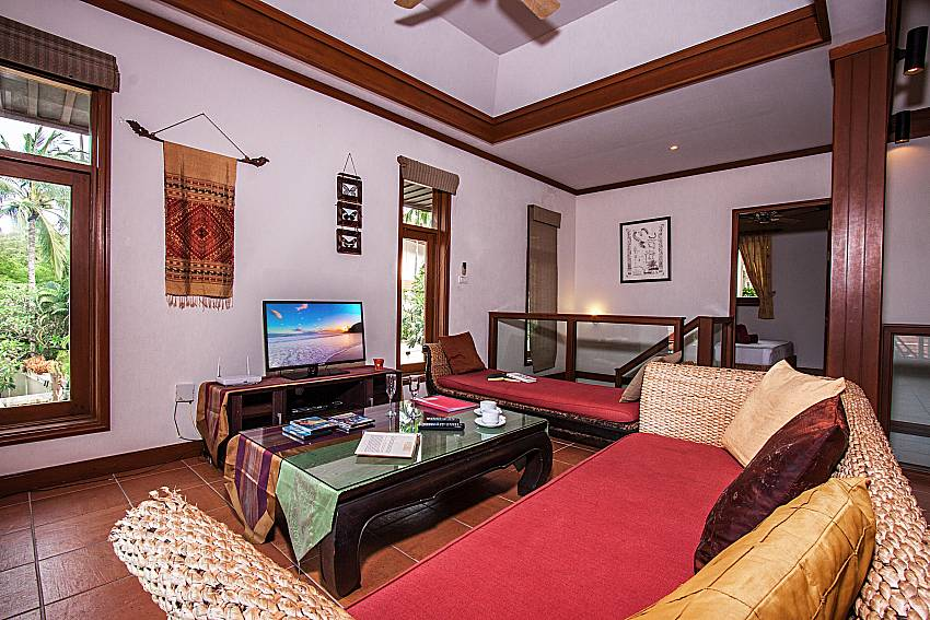 Living room of Ban Talay Khaw O3